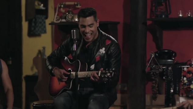 imagen Ronald Borjas publica un adelanto de su primer videoclip como solista