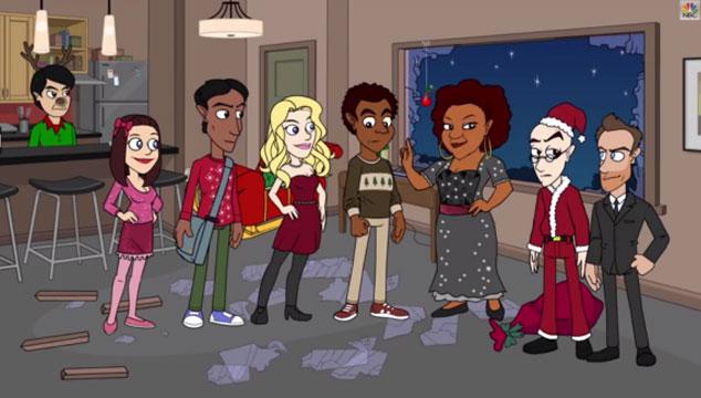 imagen Publican nuevo tráiler animado de la quinta temporada de 'Community'