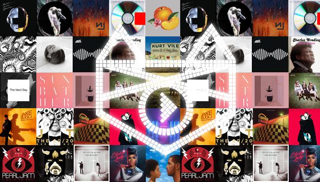 imagen Los 25 mejores discos internacionales de 2013, según CochinoPop