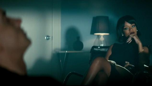 """imagen Eminem y Rihanna juegan al psicólogo en su nuevo video: """"The Monster"""""""