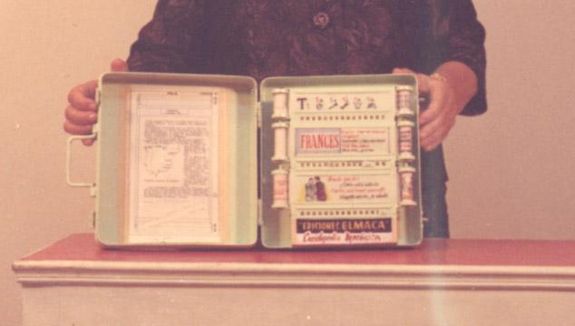 imagen Doña Angelita, la inventora gallega del libro electrónico