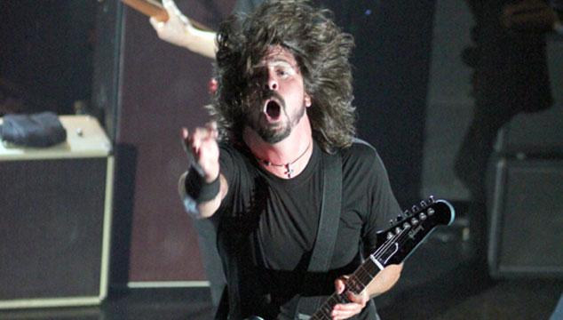imagen Así fue el gran regreso de Foo Fighters a los escenarios en su primer show en México