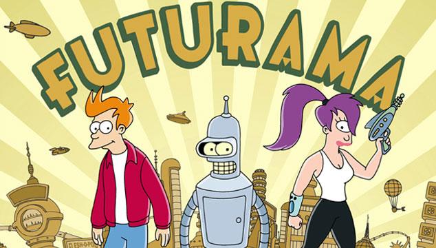 imagen 'Futurama' podría regresar… pero a la Xbox One