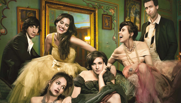 imagen Revelan nuevo póster promocional de la tercera temporada de la serie 'Girls'
