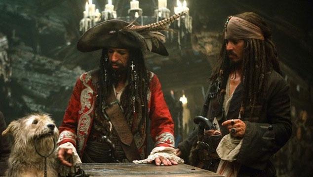 imagen Keith Richards volverá a 'Piratas del Caribe'