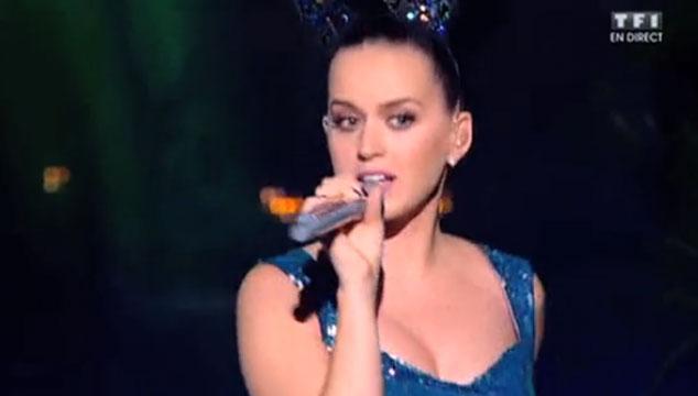 imagen Katy Perry no sabe hacer playback (VIDEOS)