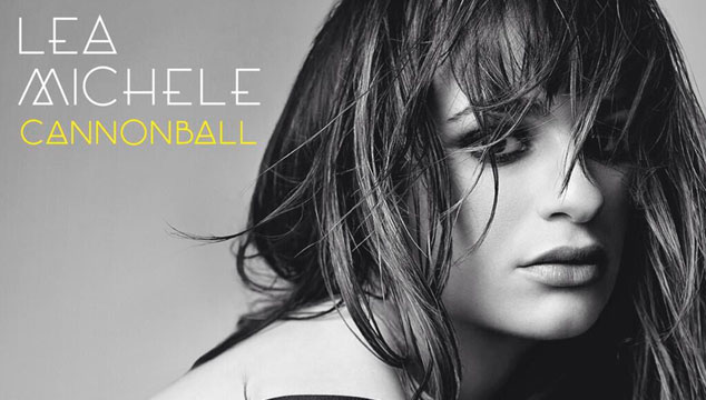 "imagen Lea Michele de Glee estrena su primer sencillo como solista: ""Cannonball"""