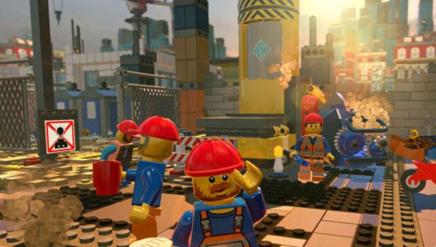 imagen Primer tráiler del videojuego de 'La LEGO Película'