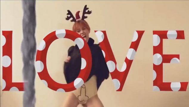 imagen Miley Cyrus ahora 'tiene' un pene (VIDEO)