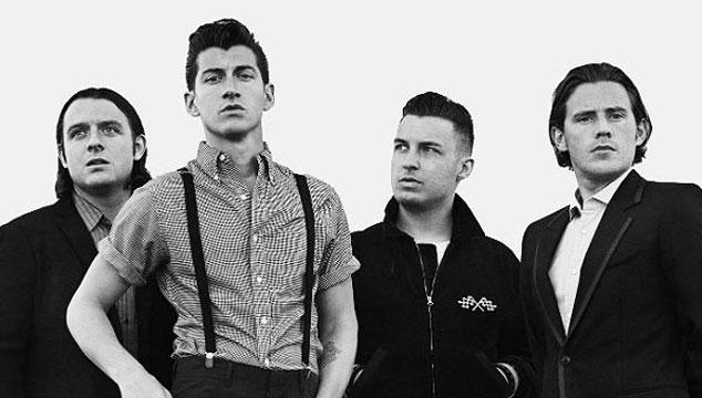 imagen 'AM' de Arctic Monkeys podía haber tenido un nombre completamente diferente