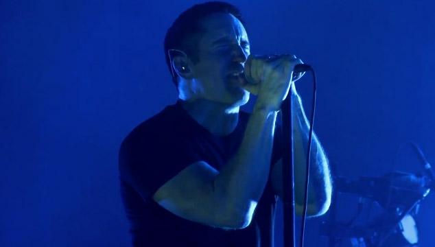 imagen Nine Inch Nails muestra el tras cámaras de su gira en la segunda parte de 'VEVO Tour Exposed'