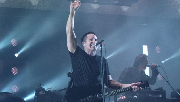 imagen Nine Inch Nails estrena en YouTube un concierto completo grabado en Los Angeles