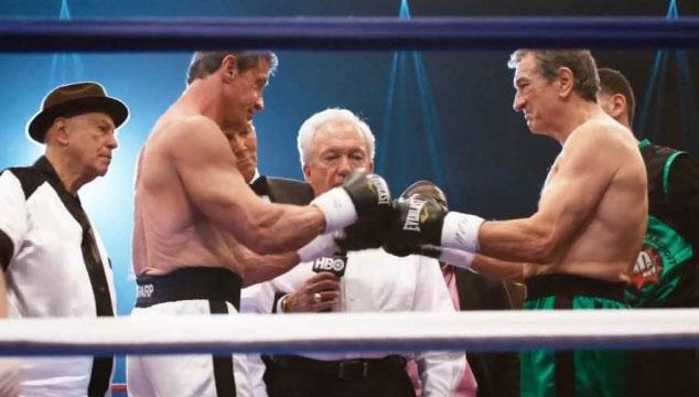 imagen Sylvester Stallone y Robert De Niro se enfrentan en el tráiler de 'La Gran Revancha'