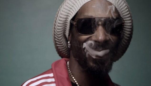 """imagen Snoop Lion estrena el videoclip de """"Smoke the weed"""""""