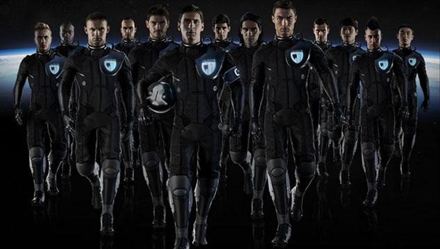 imagen Nuevo comercial de Samsung con los mejores futbolistas del planeta (VIDEO)