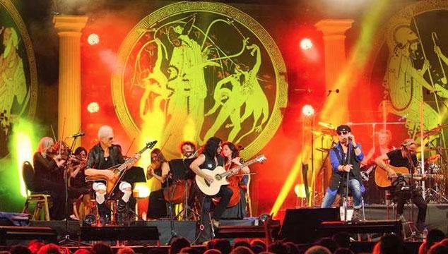imagen Scorpions estrena su MTV Unplugged grabado en Grecia