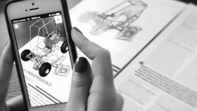 imagen SmartMAG, primera revista de realidad aumentada del país