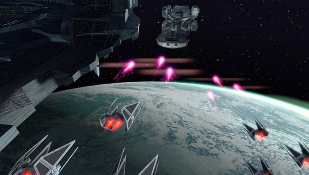 imagen Disney revela el juego 'Star Wars: Attack Squadrons' (VIDEO)