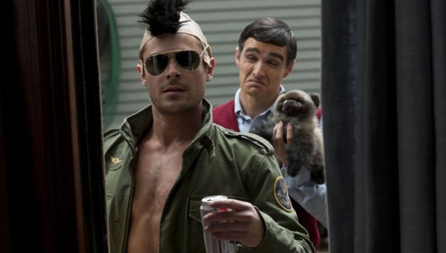 imagen Tráiler de 'Neighbors', la nueva película de Seth Rogen y Zac Efron