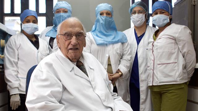 imagen Documental sobre el Dr. Jacinto Convit será proyectado en 2014 (TRÁILER)