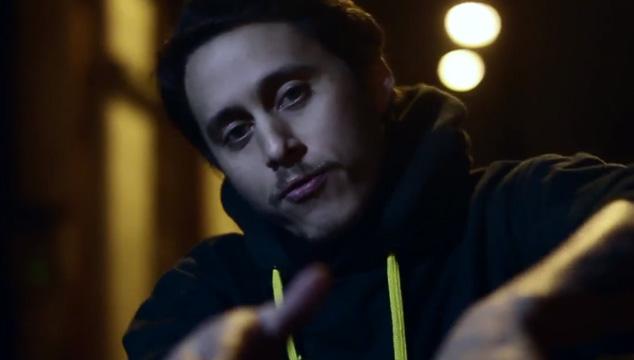"""imagen Canserbero en el nuevo video de Rapper School: """"Cantidad & Quality"""""""