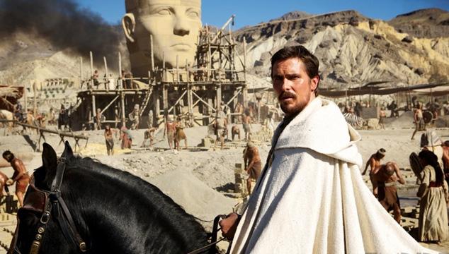 imagen Primera imagen de Christian Bale como Moisés en 'Exodus'