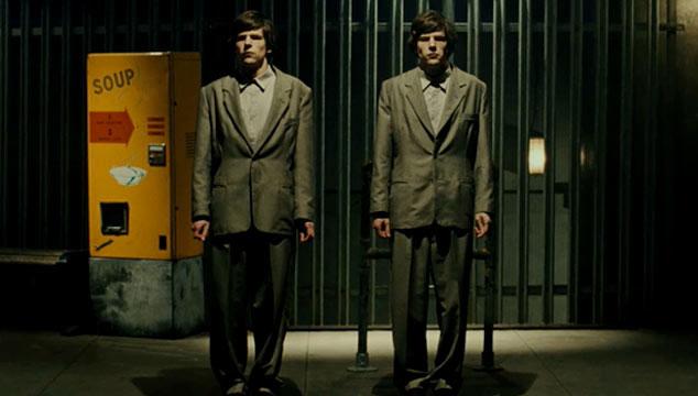 imagen Tráiler de 'The double', la nueva película de Jesse Eisemberg ('The Social Network')