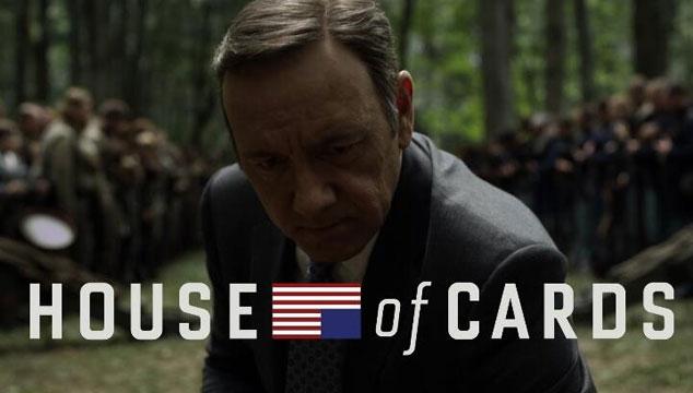 imagen Revelan el tráiler de la segunda temporada de la serie 'House of Cards'