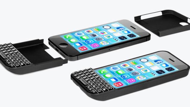 imagen Typo, un teclado físico para el iPhone