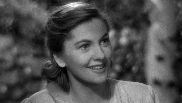 imagen Murió Joan Fontaine, la estrella de varias películas de Hitchcock