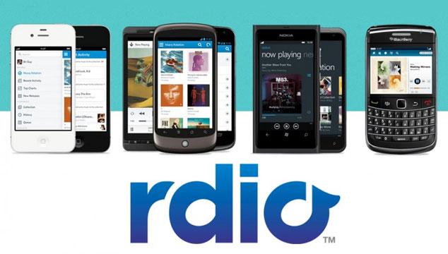 imagen Rdio, una alternativa a Spotify, llega a Venezuela