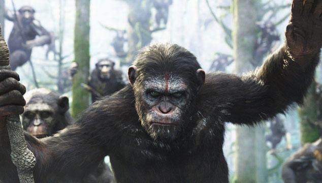 imagen Tráiler de 'El amanecer del Planeta de los Simios'