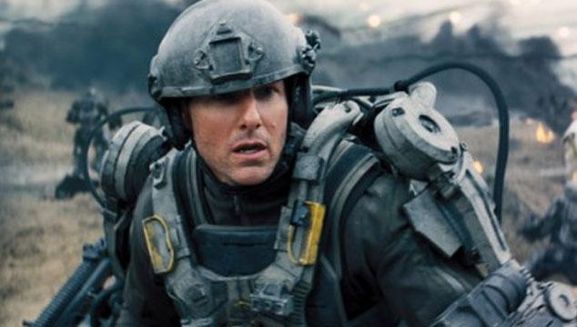 imagen Tráiler de 'Edge of Tomorrow', la nueva película de Tom Cruise