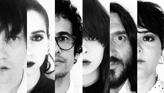 imagen Escucha la primera canción de la nueva banda de John Frusciante y Omar Rodríguez-López