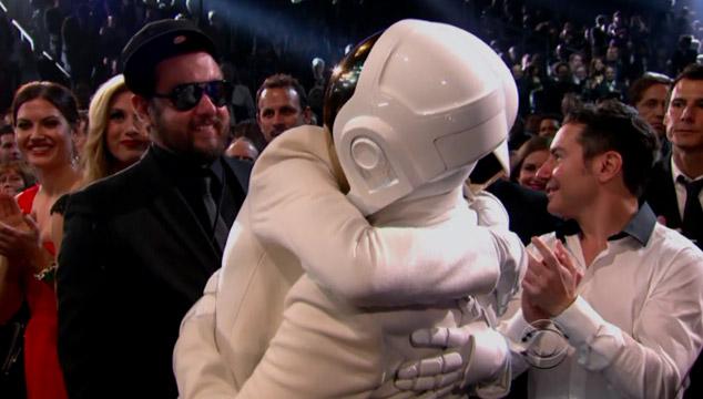 imagen Macklemore & Ryan Lewis, Lorde y Daft Punk arrasan en los Grammys 2014