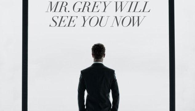 imagen Publican el primer poster oficial de la película 'Cincuenta sombras de Grey' (FOTO)