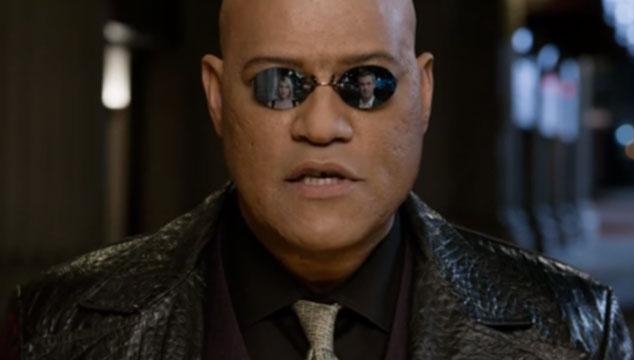imagen Morfeo de 'Matrix' vuelve para un comercial de Kia (VIDEO)