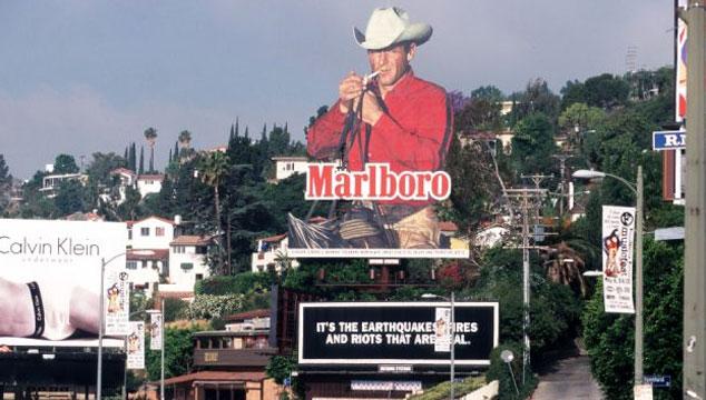 imagen El 'Hombre Marlboro' muere de cáncer de pulmón