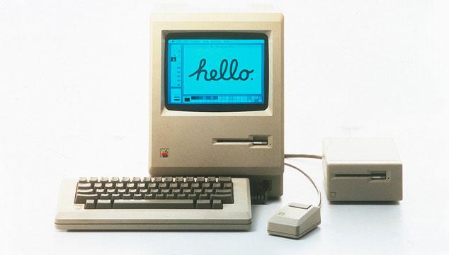 imagen Así fue la presentación del primer Macintosh hace 30 años (VIDEOS)