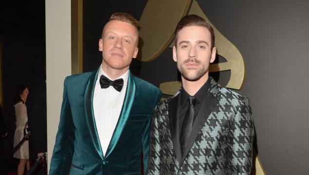 """imagen El mensaje de Macklemore a Kendrick Lamar después de los Grammys: """"Te robaron"""" (FOTO)"""