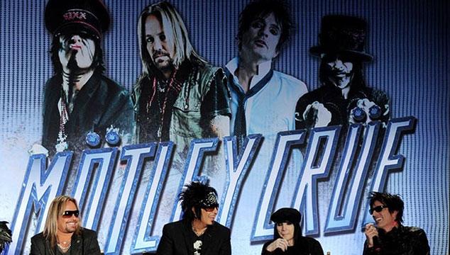 imagen Mötley Crüe se separa después de 33 años como banda