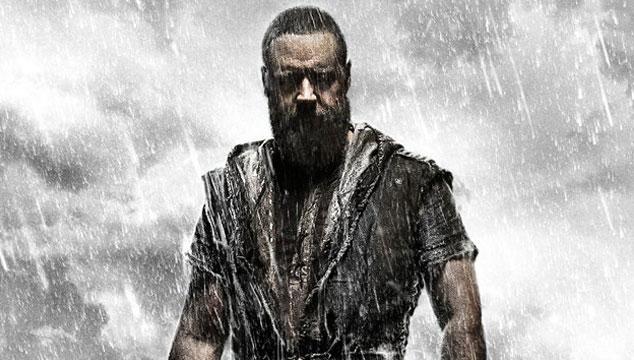 imagen El video promocional de la película 'Noah' de Darren Aronofsky y Russell Crowe para el Super Bowl
