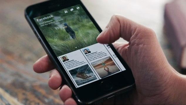 imagen 'Paper', la nueva app de Facebook para ver noticias
