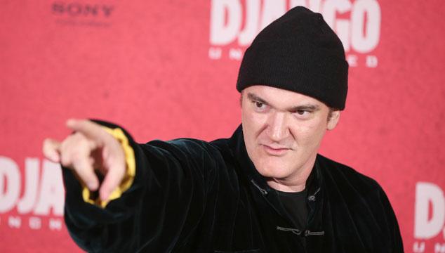 imagen Quentin Tarantino no filmará su película 'The Hateful Eight' porque se filtró el guión