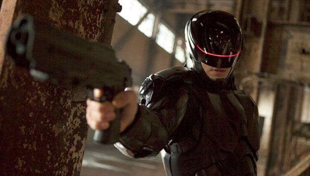 imagen Revelan nuevo póster y clip de 'Robocop'