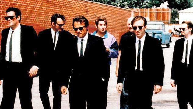 imagen Quentin Tarantino y Steve Buscemi ensayan escenas de 'Reservoir Dogs' (VIDEO)