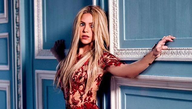 imagen Shakira anuncia la fecha de lanzamiento de su nuevo álbum homónimo