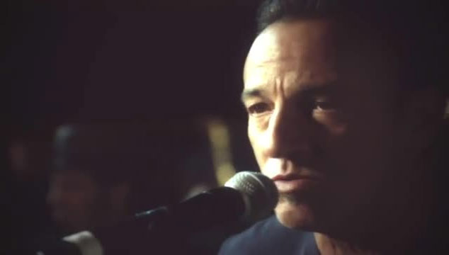 "imagen Bruce Springsteen estrena el videoclip de ""Just Like Fire Would"" junto a Tom Morello"