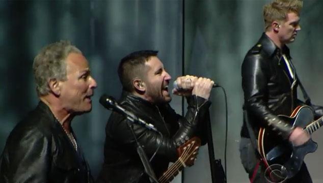 "imagen Trent Reznor a los Grammys: ""¡JÓDANSE!"""