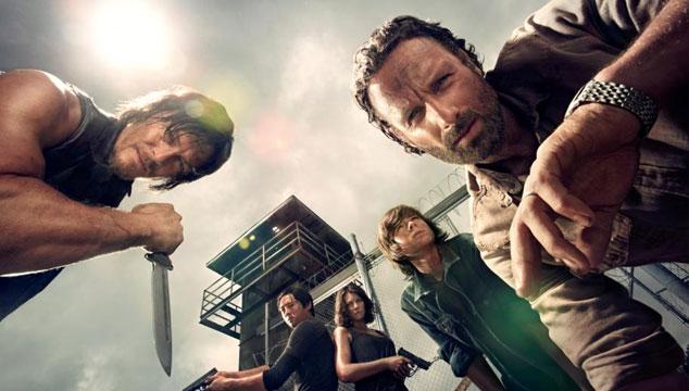 imagen Nuevo tráiler de la segunda mitad de la cuarta temporada de 'The Walking Dead'